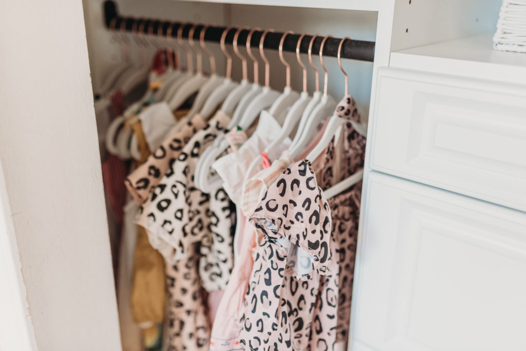 Extreme konmari tips to declutter your closet from Brianna K youtube bitsofbri blog
