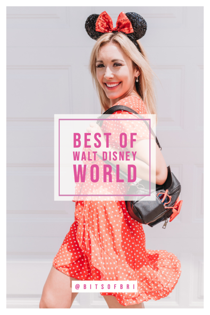BEST DISNEY OUTFITS FOR EACH PARK AT WALT DISNEY WORLD Bits of Bri Blog by Brianna K