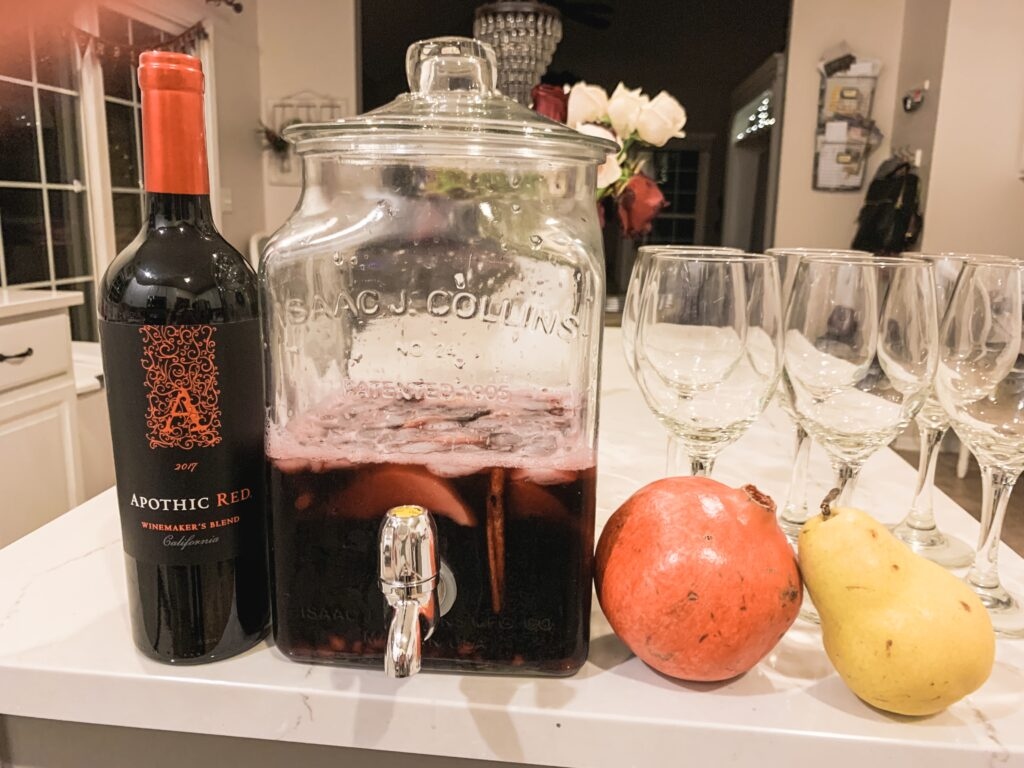 Thanksgiving sangria recipe THE BEST THANKSGIVING RECIPES | EASY + DELICIOUS BRIANNA K bitsofbri