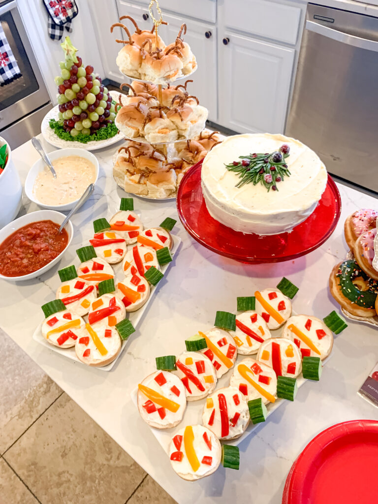 Christmas party food ideas | Brianna K Bits of Bri Blog