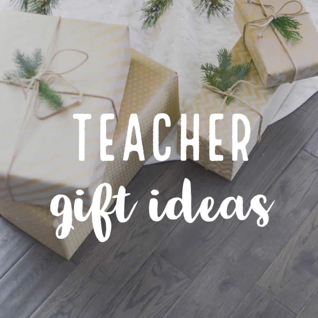 teacher gift ideas last-minute gift ideas for Christmas Brianna K bitsofbri blog