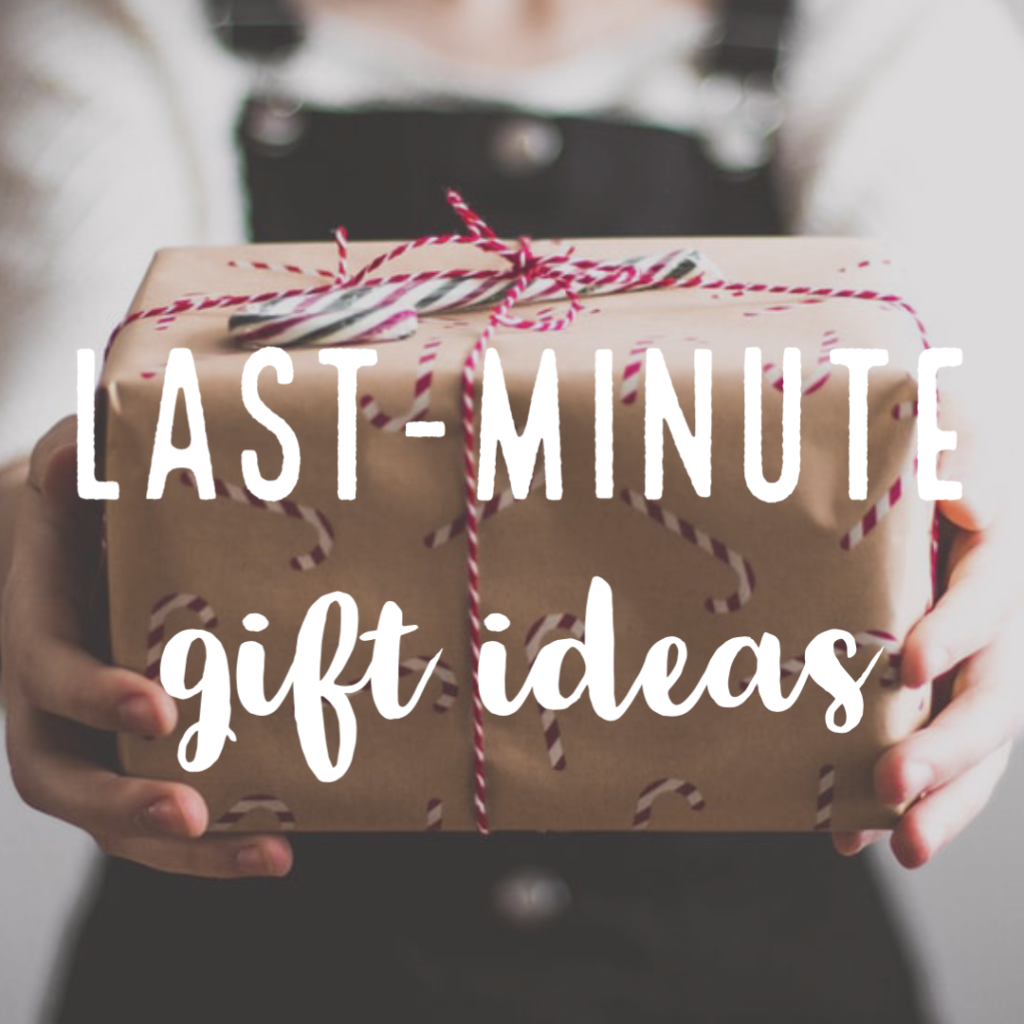 last-minute gift ideas for Christmas Brianna K bitsofbri blog