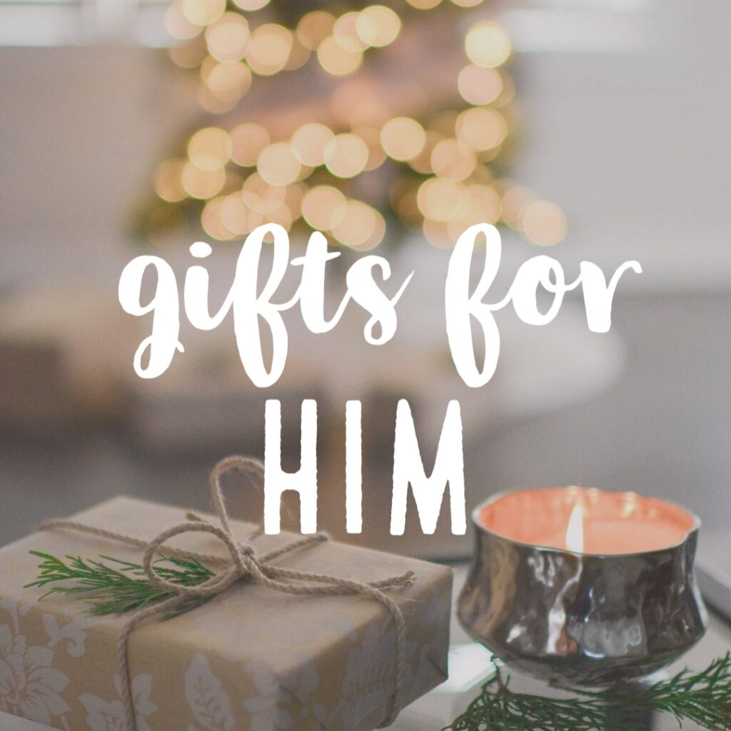 Gifts for him last-minute gift ideas for Christmas Brianna K bitsofbri blog